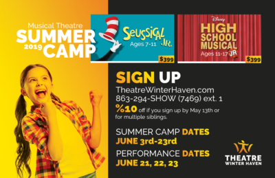 Theatre Winter Haven Summer Camp 2019.png
