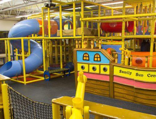 Sensational Sundays – Sensory Friendly Fun at Family Fun Center