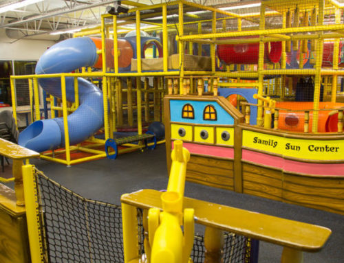 Sensational Sundays – Sensory Friendly Fun at Family Fun Center in Lakeland