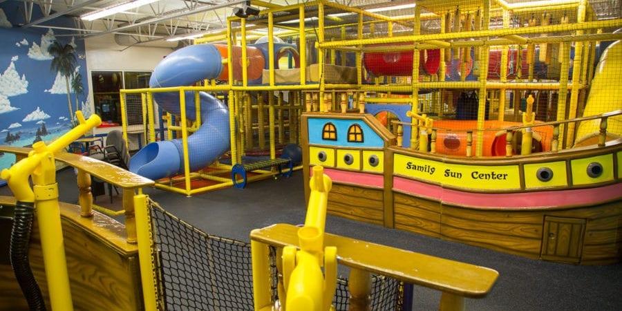Family Fun Center Funtasia Indoor Playground Lakeland FL
