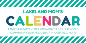 LAKELAND MOM calendar