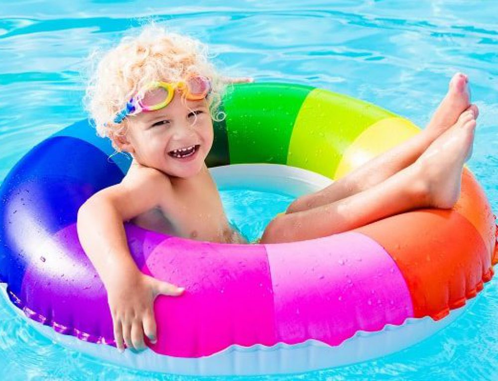 Pools, Splash Pads and Water Parks in Lakeland and Polk County