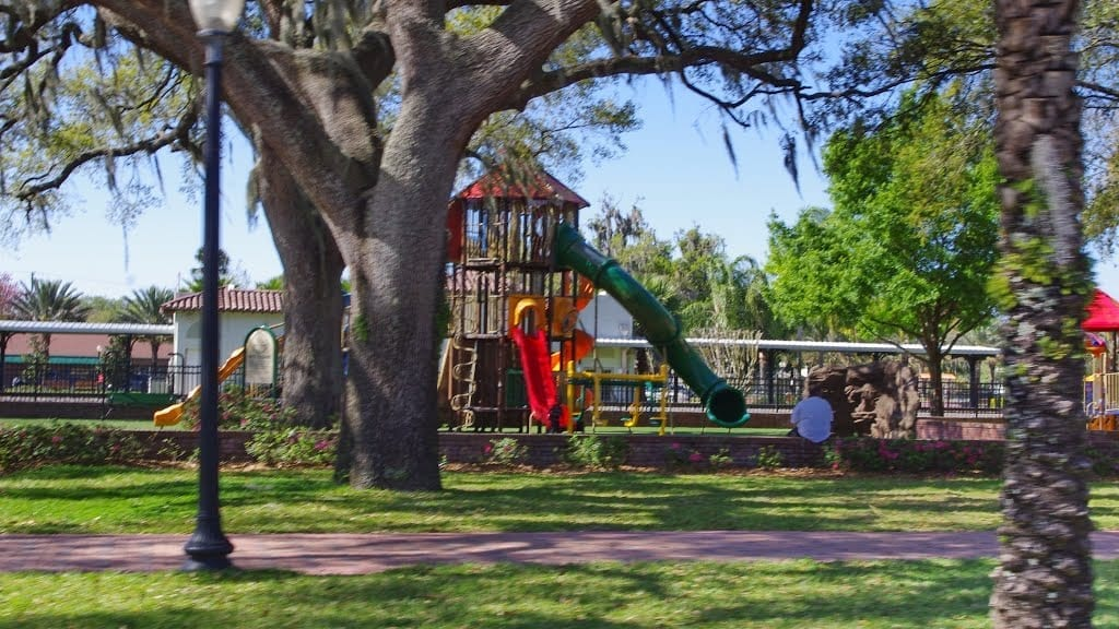 Auburndale City Park Playground