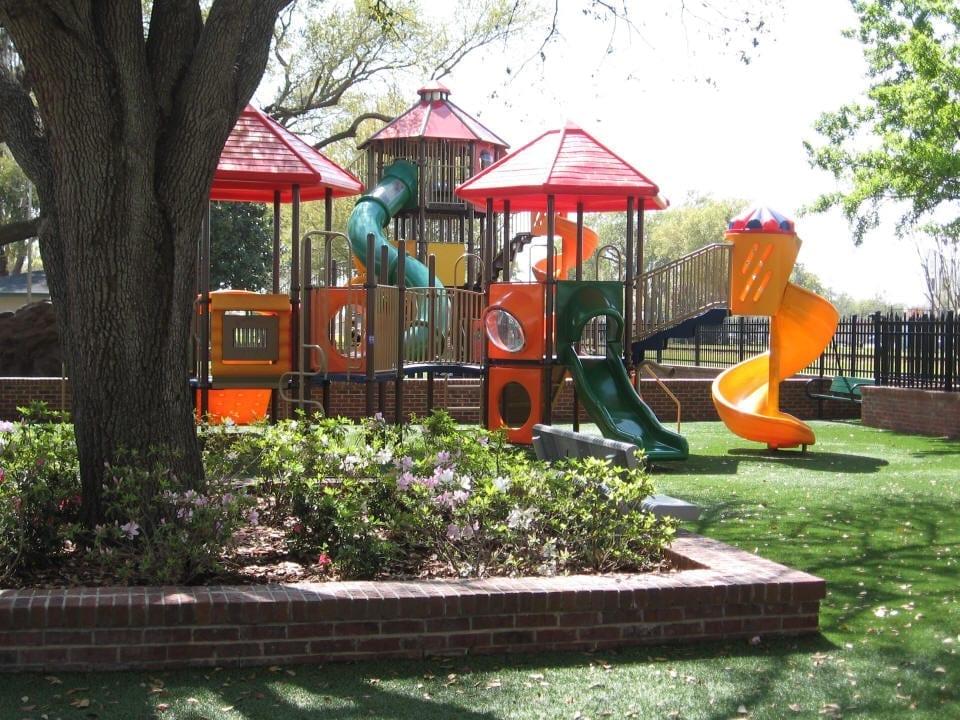 Auburndale Downtown Park Playground