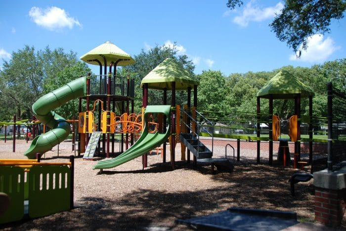 Dobbins Park Lakeland Playground 2
