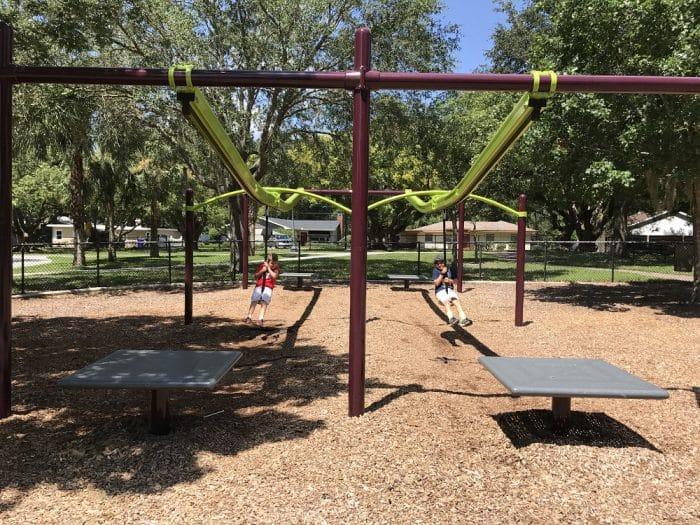 Dobbins Park Lakeland Playground 3