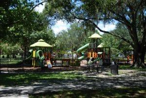Dobbins Park Lakeland Playground