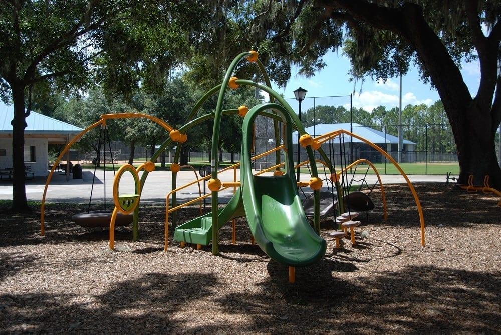 Fletcher Park Lakeland Playground 2