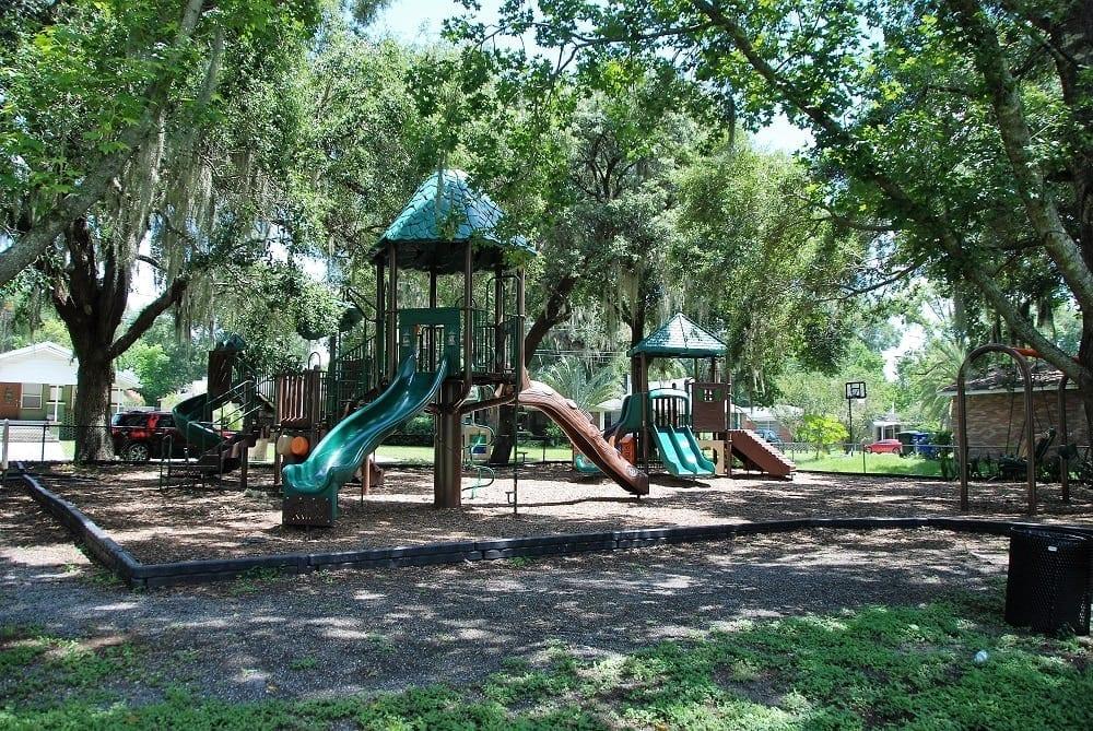 Common Ground Horney Park Lakeland Playground