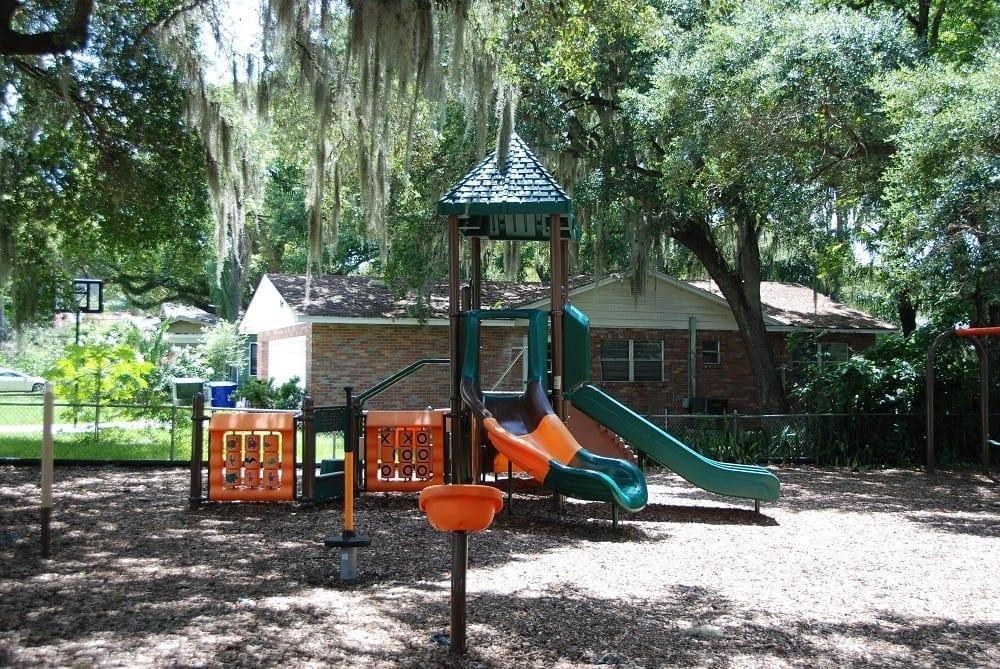 Horney Park Lakeland Playground