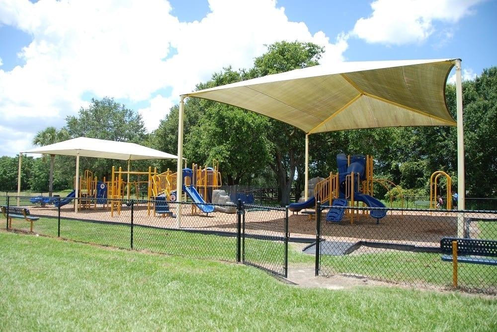 Loyce Harp Park Lakeland Playground