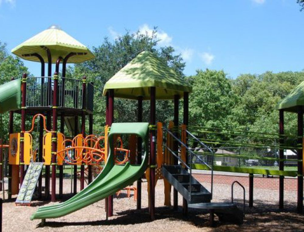 The Best Shaded Playgrounds In and Around Lakeland