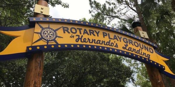 Rotary Playground
