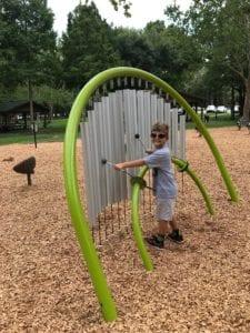 Rotary Playground Lake Parker Lakeland Musical Instruments