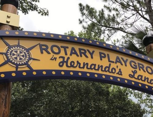 Lakeland's New Rotary Playground in Hernando's Landing at Lake Parker