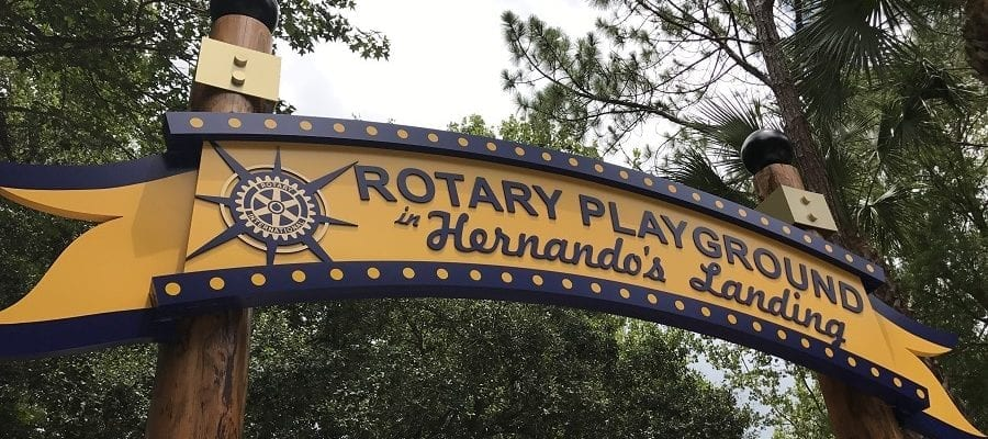 Rotary Playground Hernandos Landing Lake Parker Lakeland