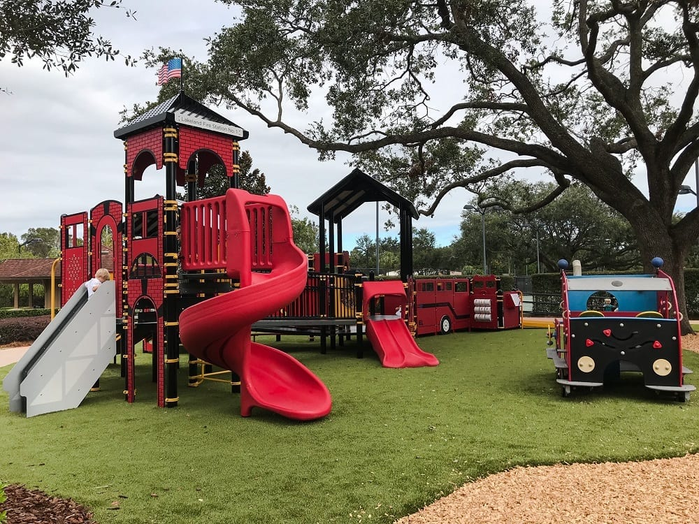 Common Ground Playground Lakeland