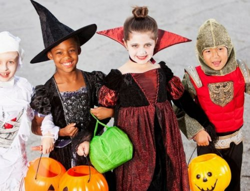Halloween Safety Tips for Trick or Treating on October 31