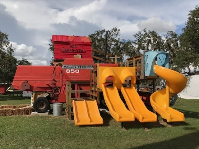 Harvest Holler Corn Maze Lakeland Polk County