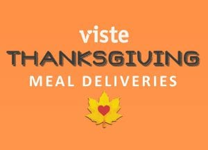 Viste Thanksgiving Meal Deliveries Lakeland