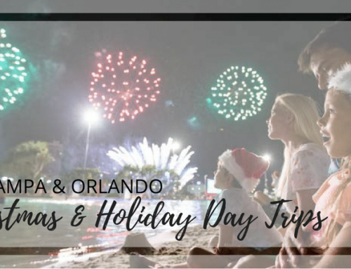 Christmas Activities & Holiday Day Trips in Central Florida: Plant City, Tampa & Orlando