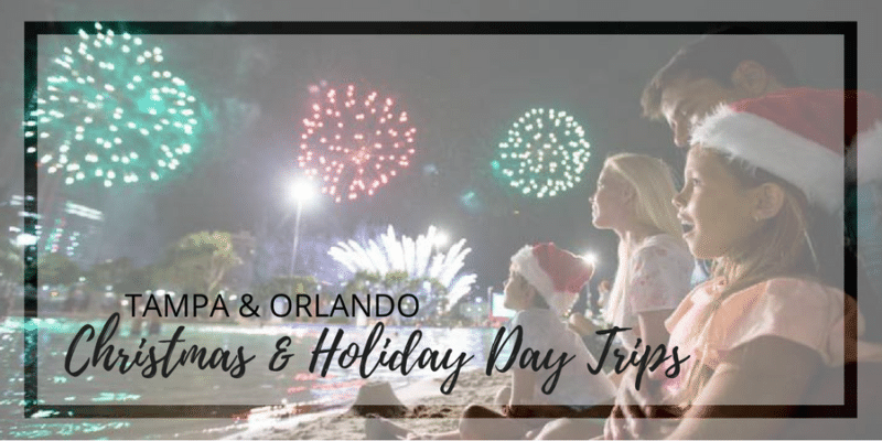 Christmas Activities & Holiday Day Trips Tampa Orlando