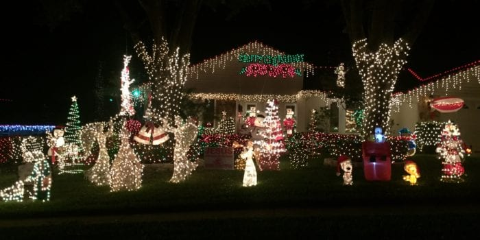 Lakeland Christmas Lights