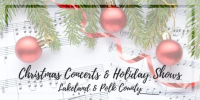 Lakeland Christmas Concerts Holiday Shows