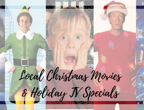 2018 Christmas Movies & TV Specials – Including Local Holiday Movie Showings