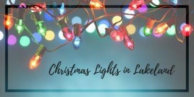 Neighborhood Christmas Lights Lakeland