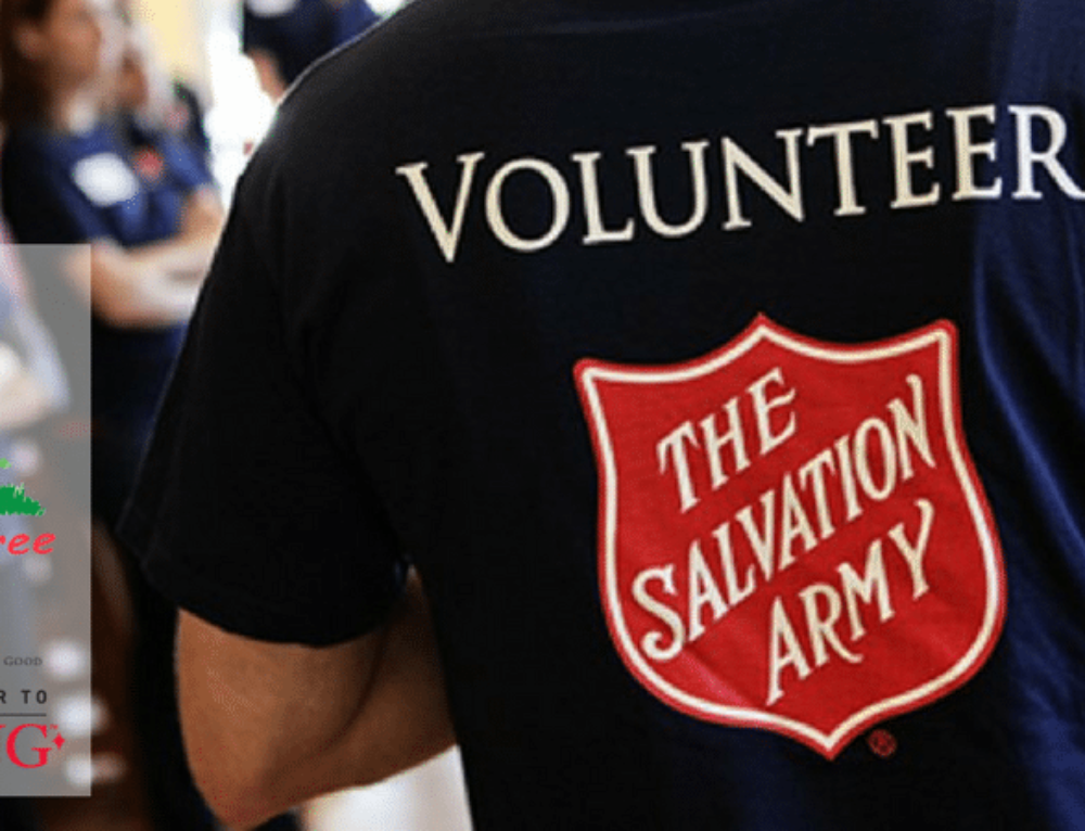 Lakeland Gives Back: The Salvation Army of Lakeland & West Polk County