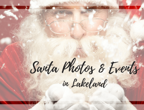 Santa Pictures and Breakfast with Santa Events in Lakeland & Polk County