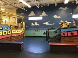 Funtasia pirate ship