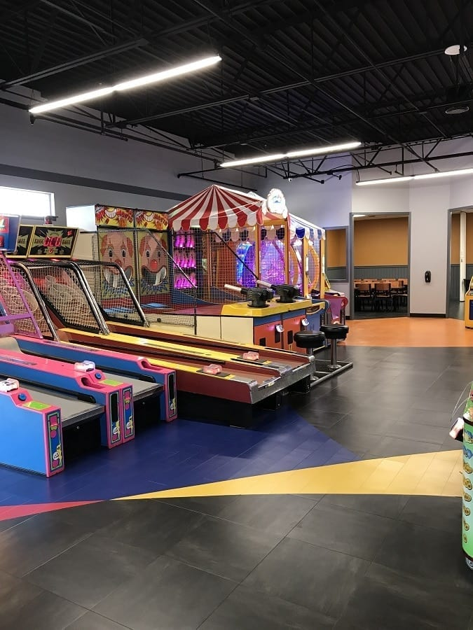 Family Fun Center Games