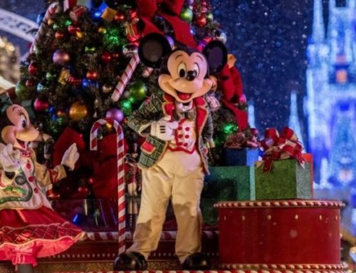 Five Festive Favorites at Mickey's Very Merry Christmas Party at Walt Disney World
