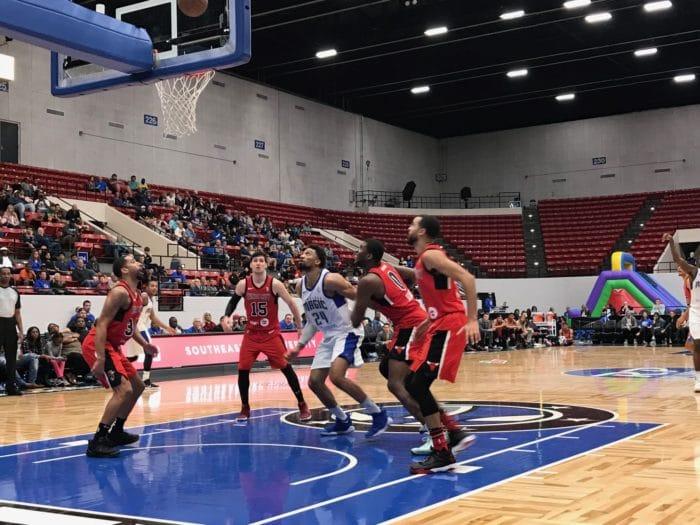 Lakeland Magic Basketball