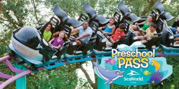Sea World Orlando Preschool Pass Busch Gardens