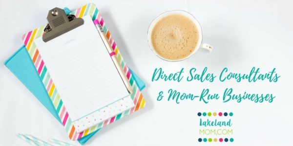 Direct Sales Mom Businesses