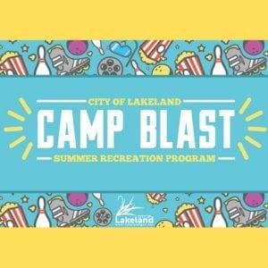 City of Lakeland Camp Blast