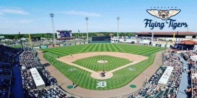 Lakeland Flying Tigers Birthday Party