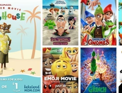 Cinemark Summer Movie Clubhouse 2019 – $1 Kids Movies