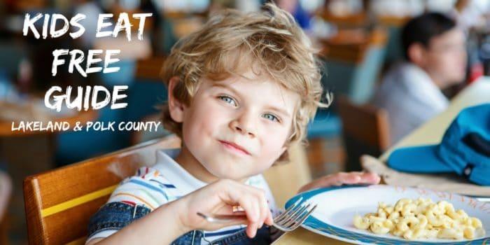 Kids Eat Free Lakeland