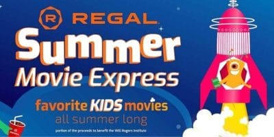 Regal Summer Movie Express 2019
