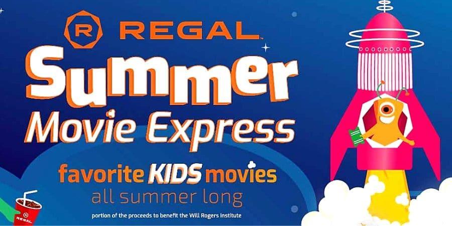 Regal Summer Movie Express 2019