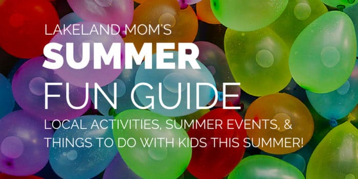 Summer Activities Lakeland FL