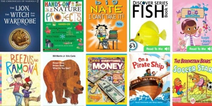 Epic Kids Books