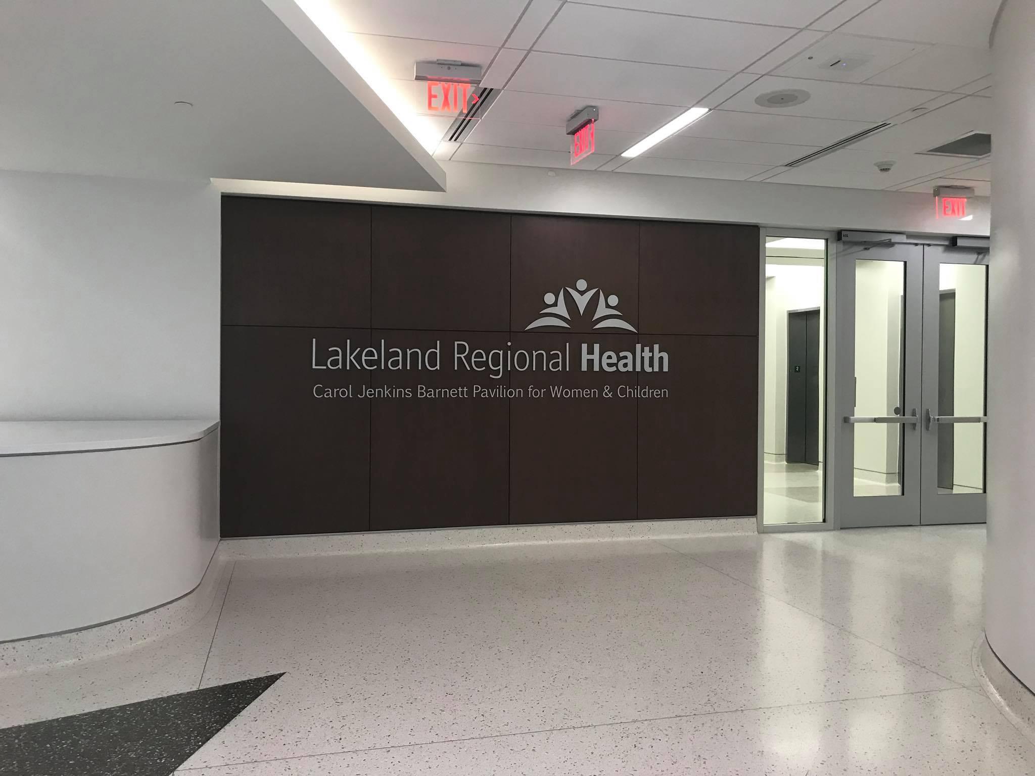 Lakeland Regional Health Carol Jenkins Barnett Pavilion Women Children 2