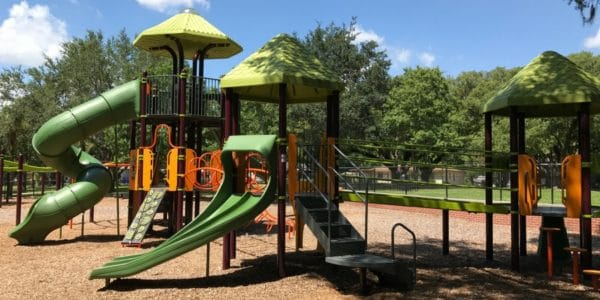 Shaded Playgrounds in Lakeland