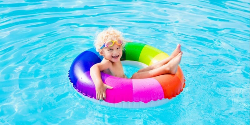 Pools and Splash Pads Lakeland Polk County