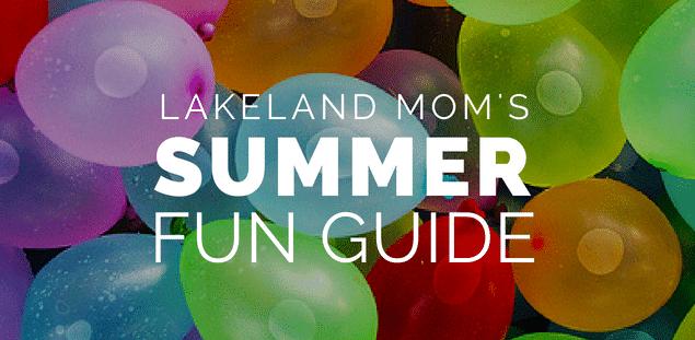Lakeland Summer Fun Facebook Cover - Copy